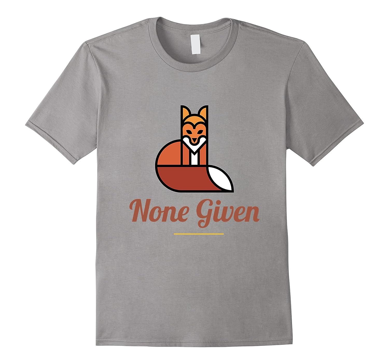 Fox -None Given