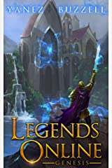 Genesis: A LitRPG Journey (Legends Online Book 1) Kindle Edition
