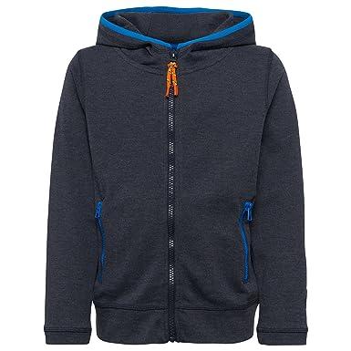TOM TAILOR für Jungen, für Babies Strick   Sweat Schlichte Sweat-Jacke  Knitted Navy 37346dfdf1