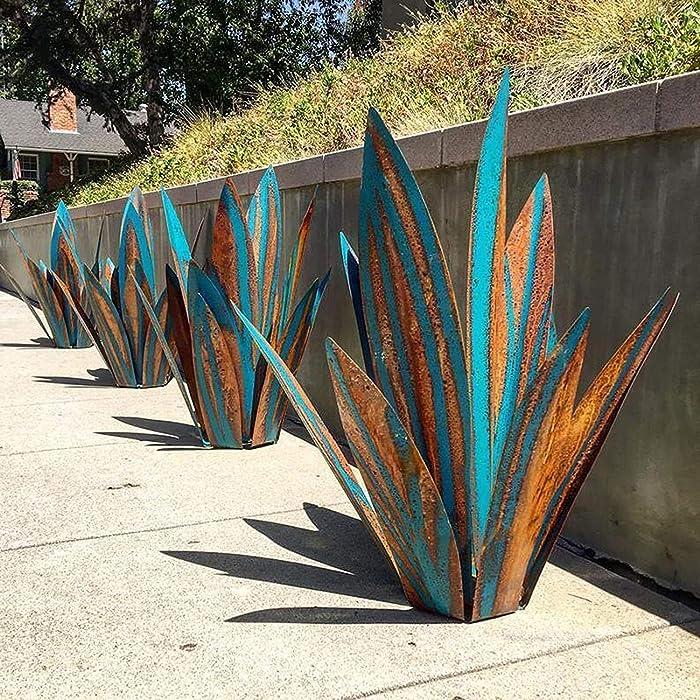 The Best Metal Yard Art Garden Sculpture Folk