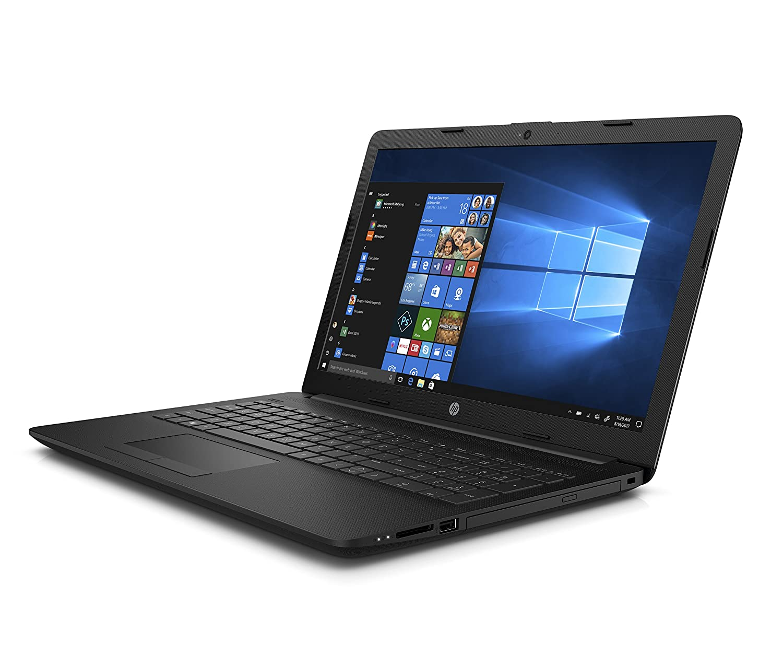 HP Flagship 15.6 HD SVA BrightView Micro-Edge WLED-Backlit Laptop Computer, AMD Ryzen 5 2500U up to 3.6GHz, AMD Radeon Vega 8 Graphics, 8GB DDR4, 1TB HDD, Bluetooth, HDMI, USB 3.0, Windows 10, Black