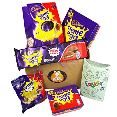 Cadbury creme egg easter passion by moreton gifts amazon grocery cadbury creme egg easter passion by moreton gifts negle Choice Image