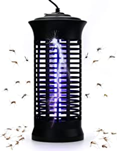 Dekugaa Electric Bug Zapper, Insects Killer Indoor, Mosquito Zappers,Mosquito lamp, Mosquito Trap,Mosquito Attractant Trap for Indoor