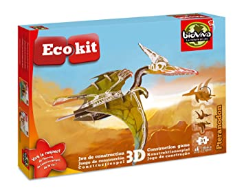 Di CostruzioneAmazon Eco Bioviva KitPteranodonUn Gioco it qUVzpMSG