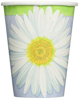 Amscam 8 Count In Bloom Paper Cups, Multicolor 589290