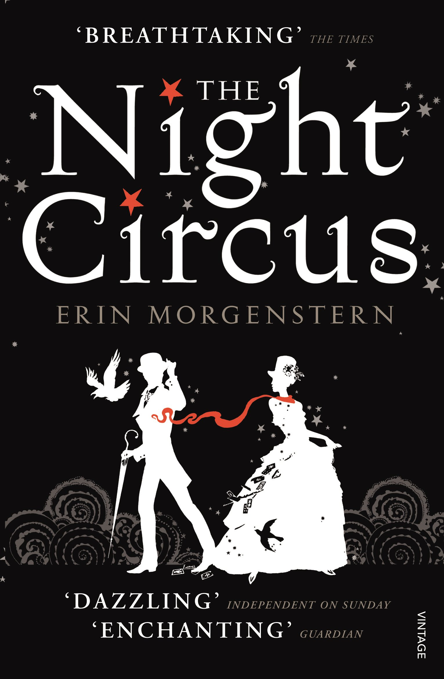 The Night Circus: Amazon.co.uk: Morgenstern, Erin: 9780099554790: Books