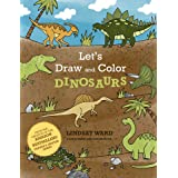 Let's Draw and Color Dinosaurs