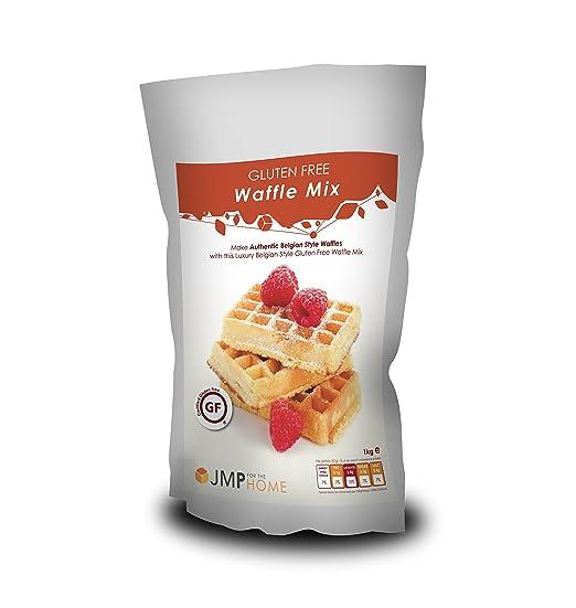 Mezcla para Waffles Estilo Belga LIBRE DE GLUTEN