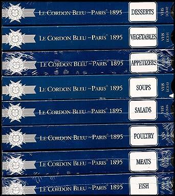 Amazon Le Cordon Bleu Of Paris Instructional Videos Appetizers