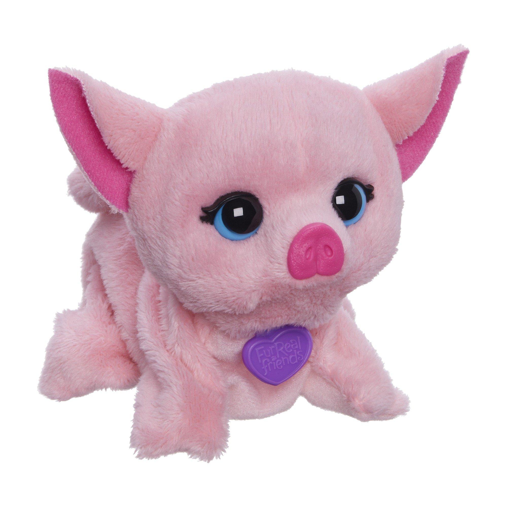 FurReal friends Luvimals Sweet Singin' Pig Pet Toy