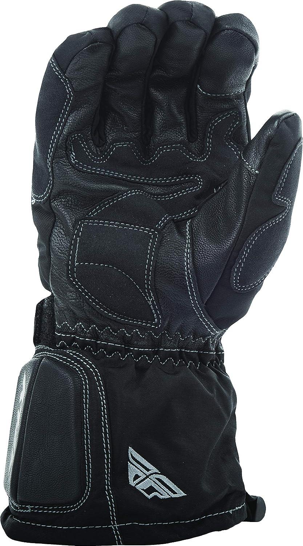 Fly Racing Aurora II Gloves Black, Large