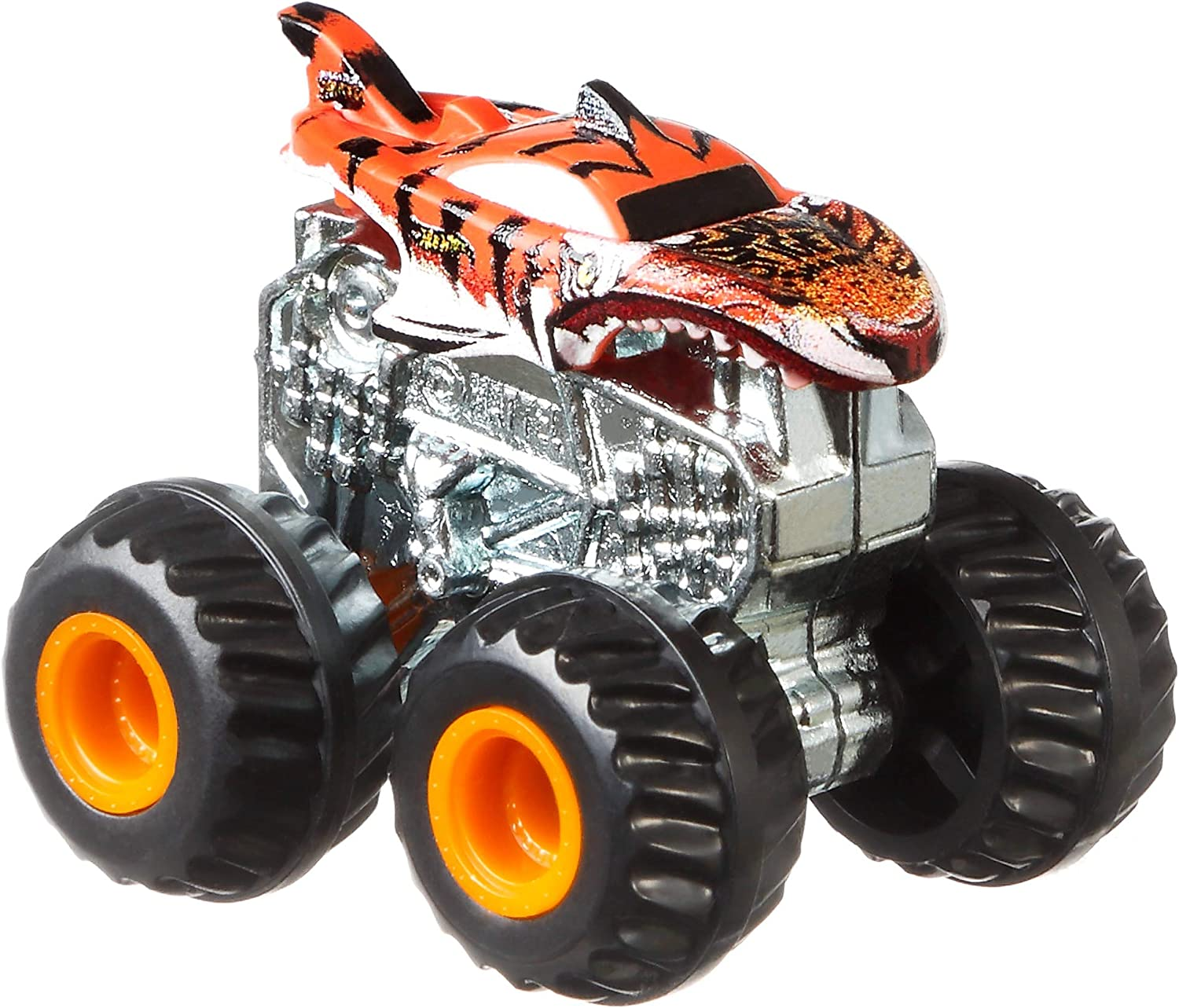 Hot Wheels GBR24 Monster Mystery Trucks - Caja ciega, varios ...