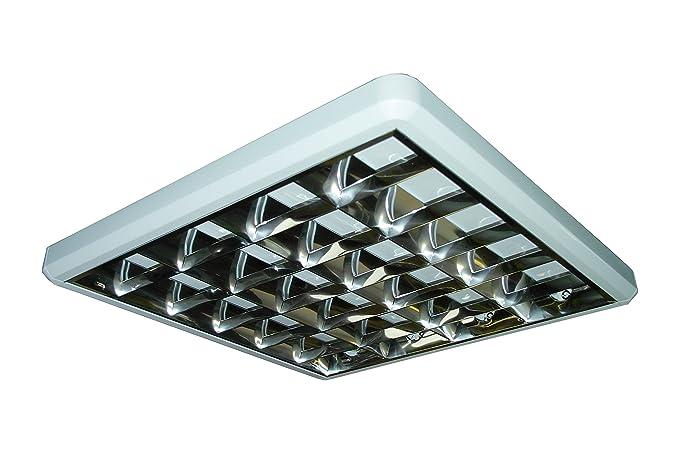 Plafoniere Per Magazzini : La costruzione di modello griglia lampada art adatto per