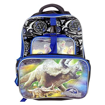 1326edb5e4 Jurassic World Backpack with Attachable Lunchbox by Jurassic World   Amazon.ca  Sports   Outdoors