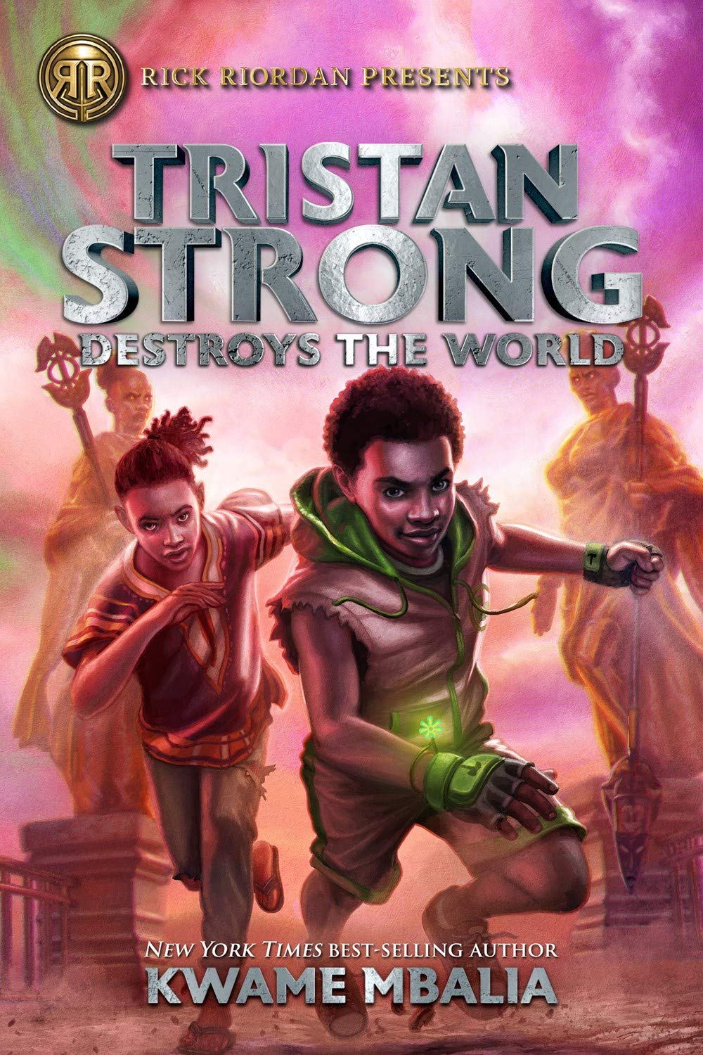 Tristan Strong Destroys the World (A Tristan Strong Novel, Book 2) (Tristan  Strong, 2): Mbalia, Kwame: 9781368042383: Amazon.com: Books