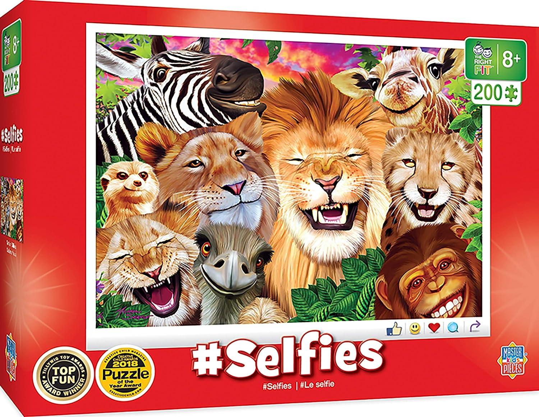 Selfies Barnyard Besties 200pc Puzzle