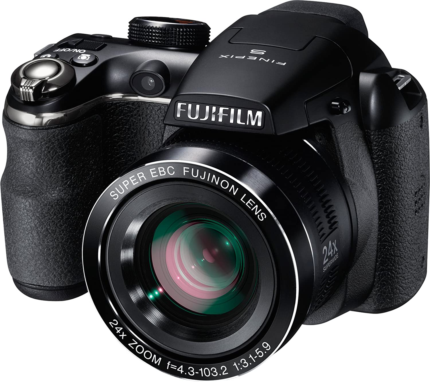 Amazon com : Fujifilm FinePix S4200 Digital Camera : Point