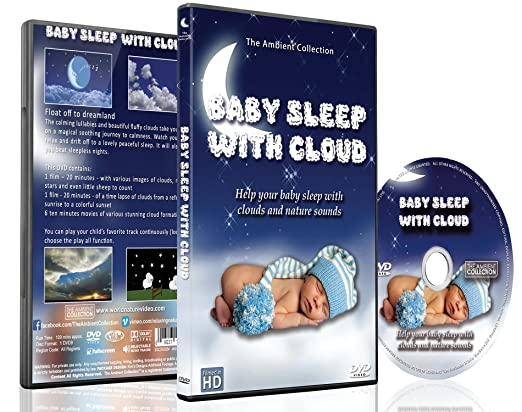 Sleep DVD - Baby Sleep with Clouds, Baby Lullaby for Sweet Dreams before Going to Bedtime