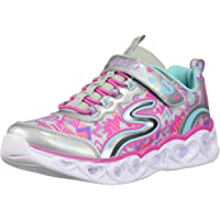Skechers Australia Heart Lights Girls Training Shoe