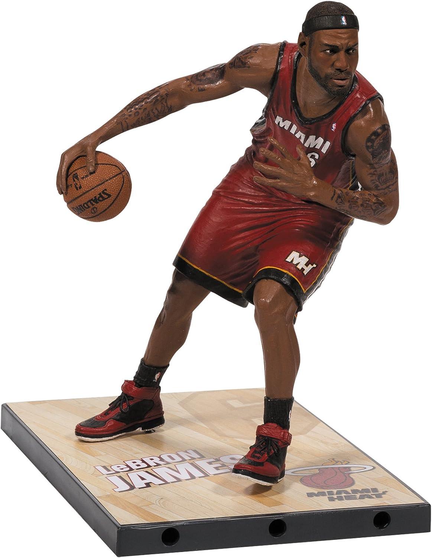 McFarlane Toys NBA Series 24 Lebron James Action Figure: Toys & Games