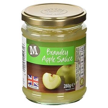 Morrisons Bramley Apple Sauce 280g Amazoncouk Prime Pantry