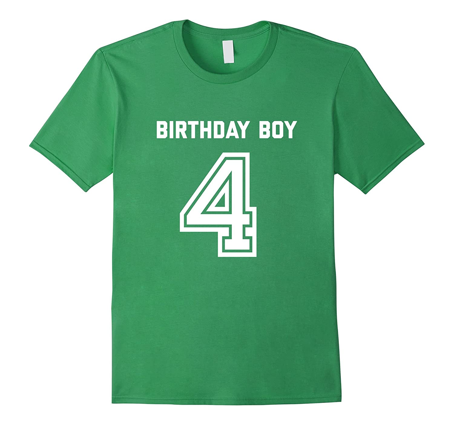 4th Birthday Shirt Gift Age 4 Year Old Boy Tshirt Boys Tee Gm