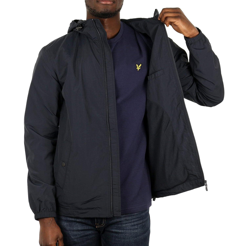 Lyle /& Scott Mens Hooded Jacket