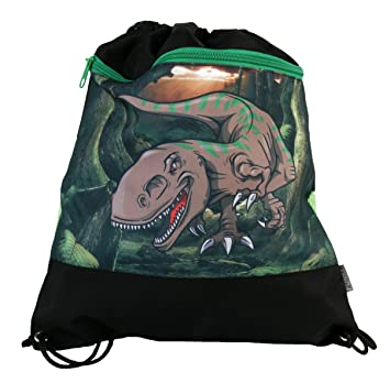 FUNKI Bolsa de Deporte T-Rex con diseño de Dinosaurios ...