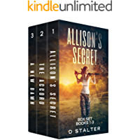 Allison's Secret Post Apocalyptic Woman Box Set (Books 1 - 3)