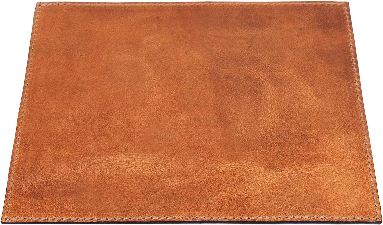 Caramel Aaron Leather Mousepad