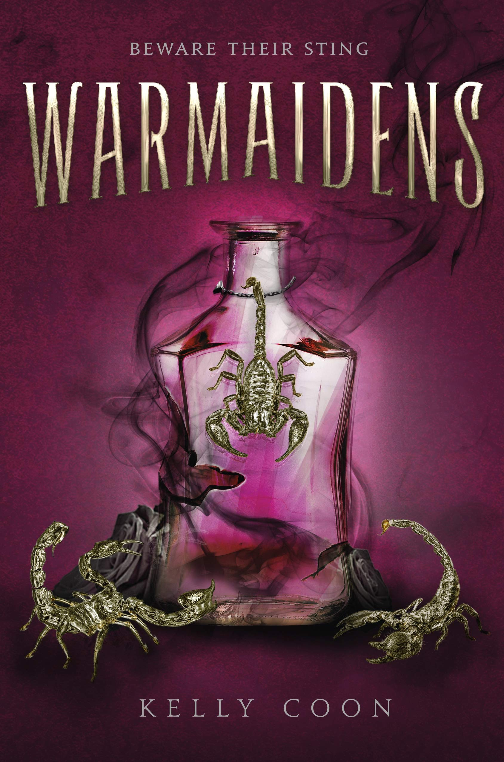 Amazon.com: Warmaidens (9780525647867): Coon, Kelly: Books