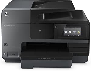 HP OfficeJet Pro 8620 All-in-One Wireless Printer with Mobile Printing, HP Instant Ink or Amazon Dash replenishment ready (A7F65A)