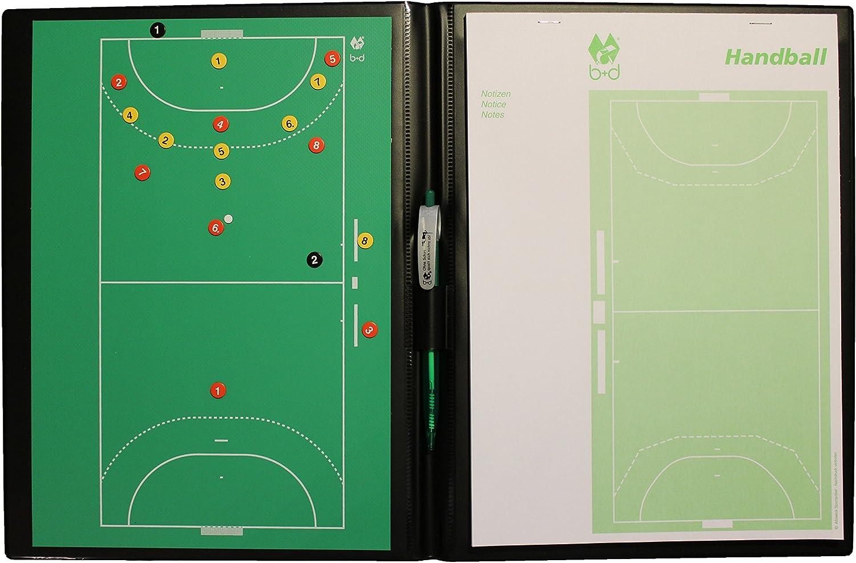 b+d Pochette tactique pour le handball