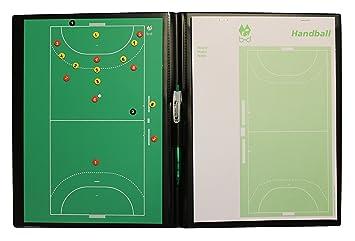 B + D pizarra táctica para balonmano: Amazon.es: Deportes y ...