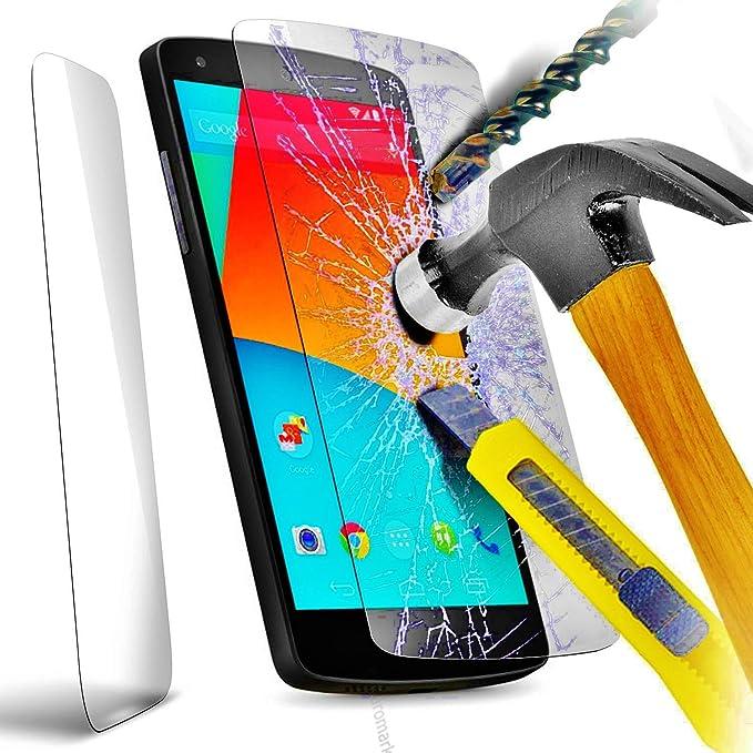 1 opinioni per Access-Discount- Pellicola proteggi schermo in vetro temprato, trasparente, anti
