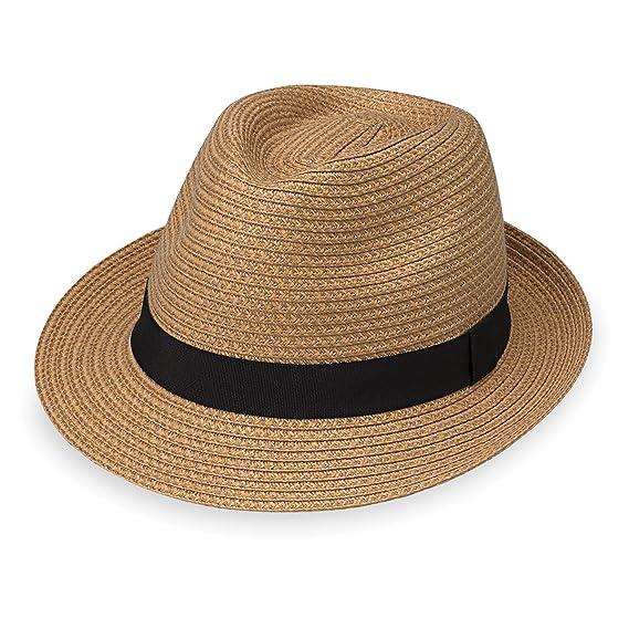 e58c8888059 Wallaroo Mens Justin Hat (Adjustable) (L XL