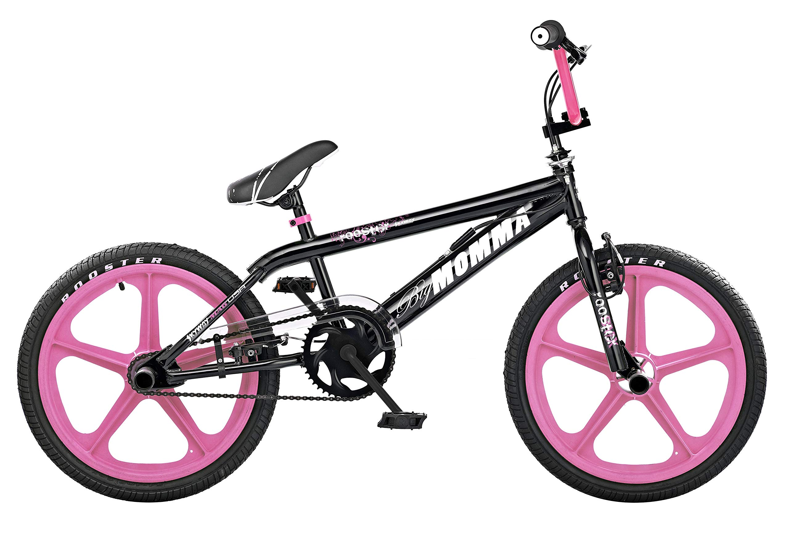 Rooster Big Momma Girls Kids Bmx Bike Bicycle 20 Skyway Mag