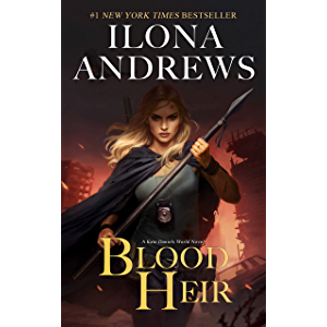 Blood Heir (Kate Daniels World Book 1)