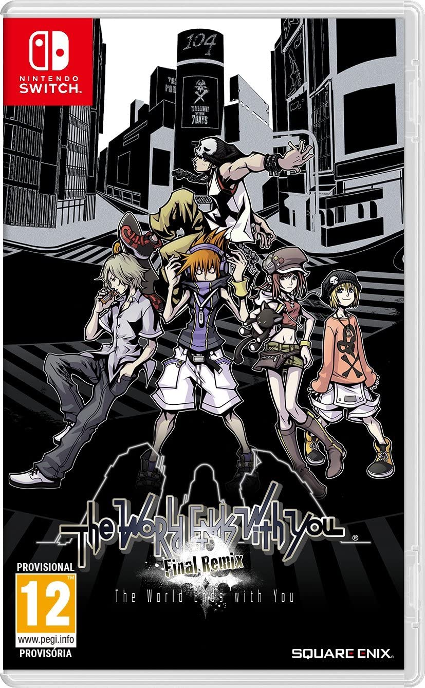 Kirby Star Allies & The world ends with you - Final Remix: Amazon.es: Videojuegos