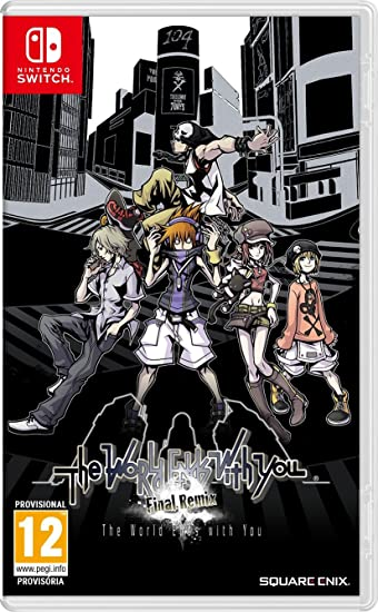 The world ends with you - Final Remix: Amazon.es: Videojuegos
