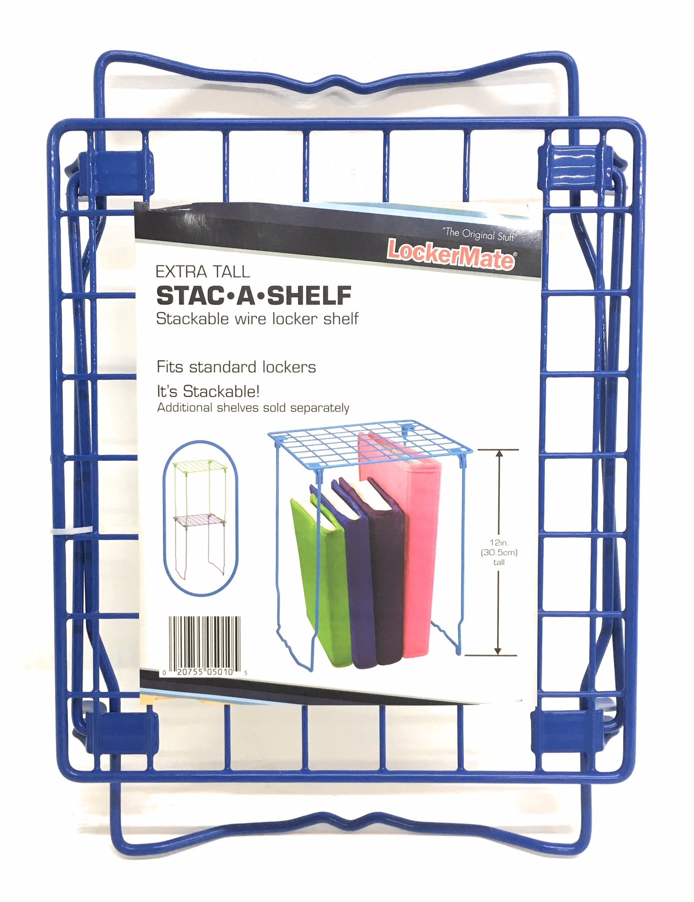 lockermate stac-a-shelf, Azul