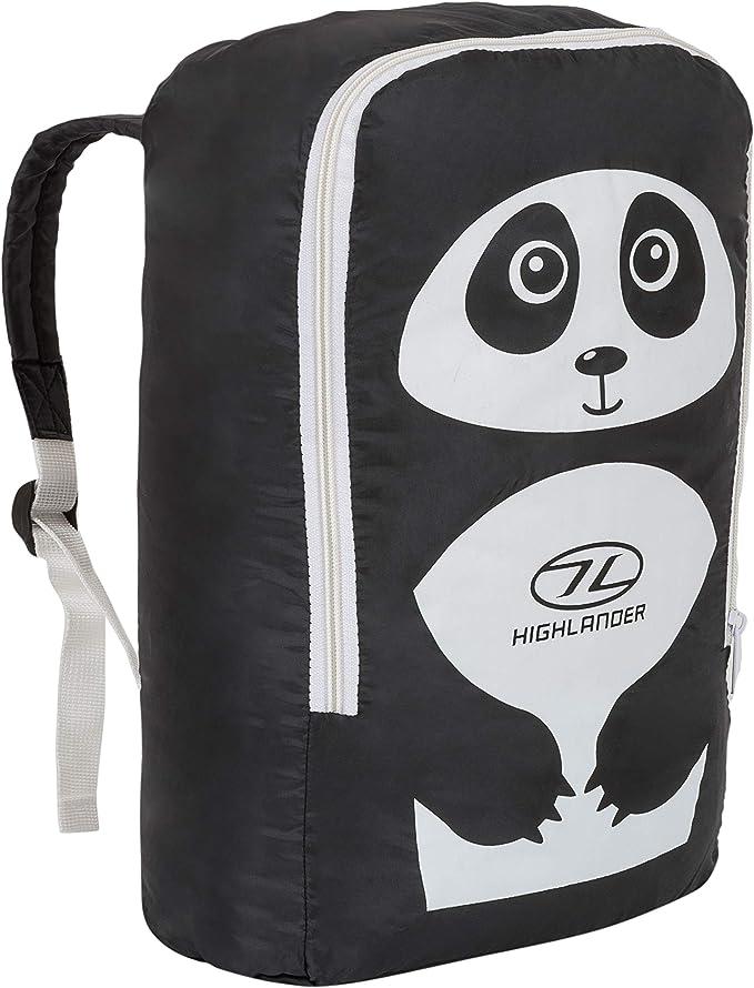 Highlander Kids Creature Panda 300 Saco de Dormir para mam/á