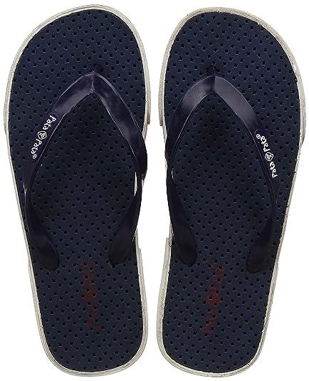 f08c1529984 Pata Pata Men s PLASMA Blue Flip Flops Thong Sandals - 8(8719036 ...