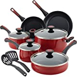 Paula Deen 16991 Riverbend Nonstick Cookware Pots and Pans Set