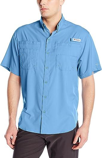 Columbia PFG TamiamiTM II Camisa de Pesca de Manga Corta para Hombre: Amazon.es: Ropa y accesorios