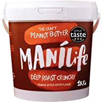 ManiLife Mantequilla de Cacahuete - Peanut Butter