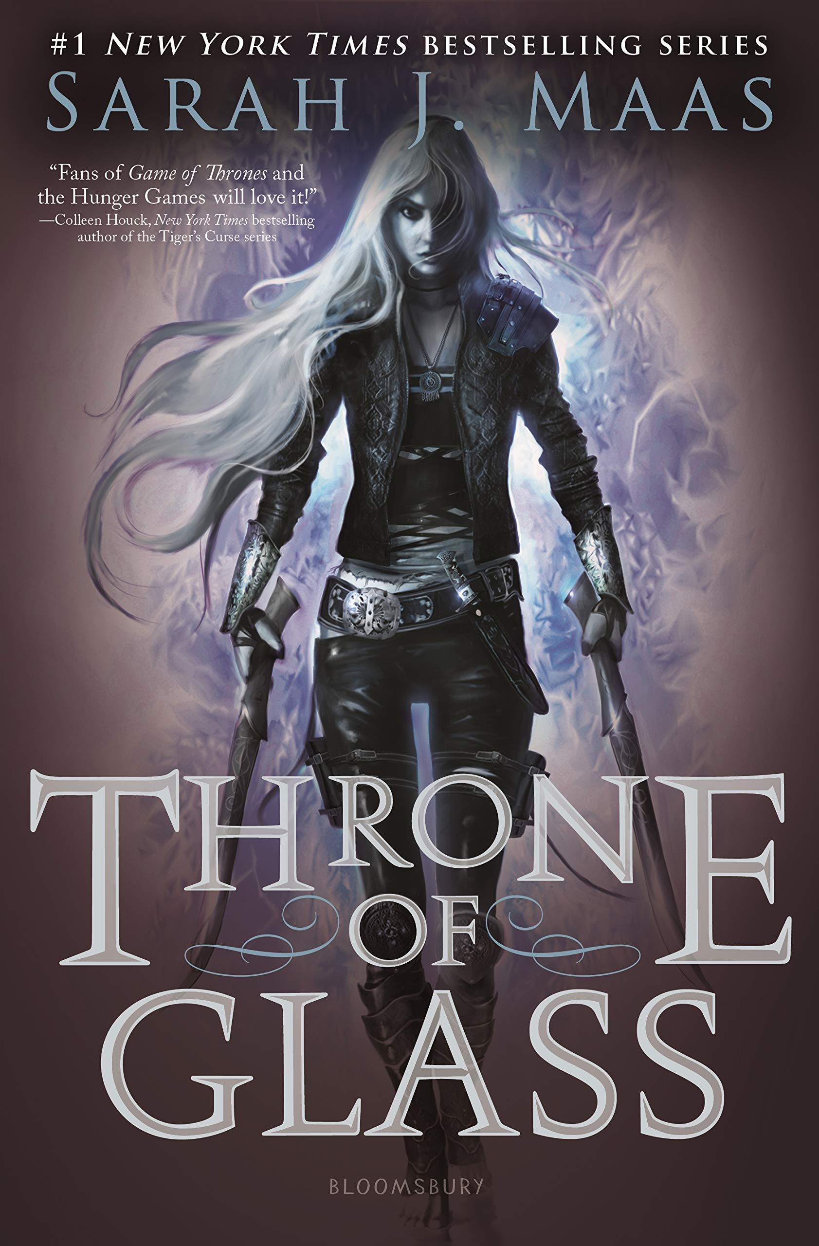 Amazon.com: Throne of Glass (Throne of Glass, 1) (9781599906959): Maas,  Sarah J.: Books