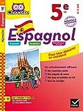 Espagnol 5e - LV2 (A1 vers A2): cahier d'entraînement et de révision