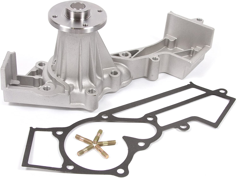 Fits 96-04 Infiniti Nissan 3.3 SOHC 12V VG33E VG33ER Timing Belt Kit GMB Water Pump Valve Cover Gasket