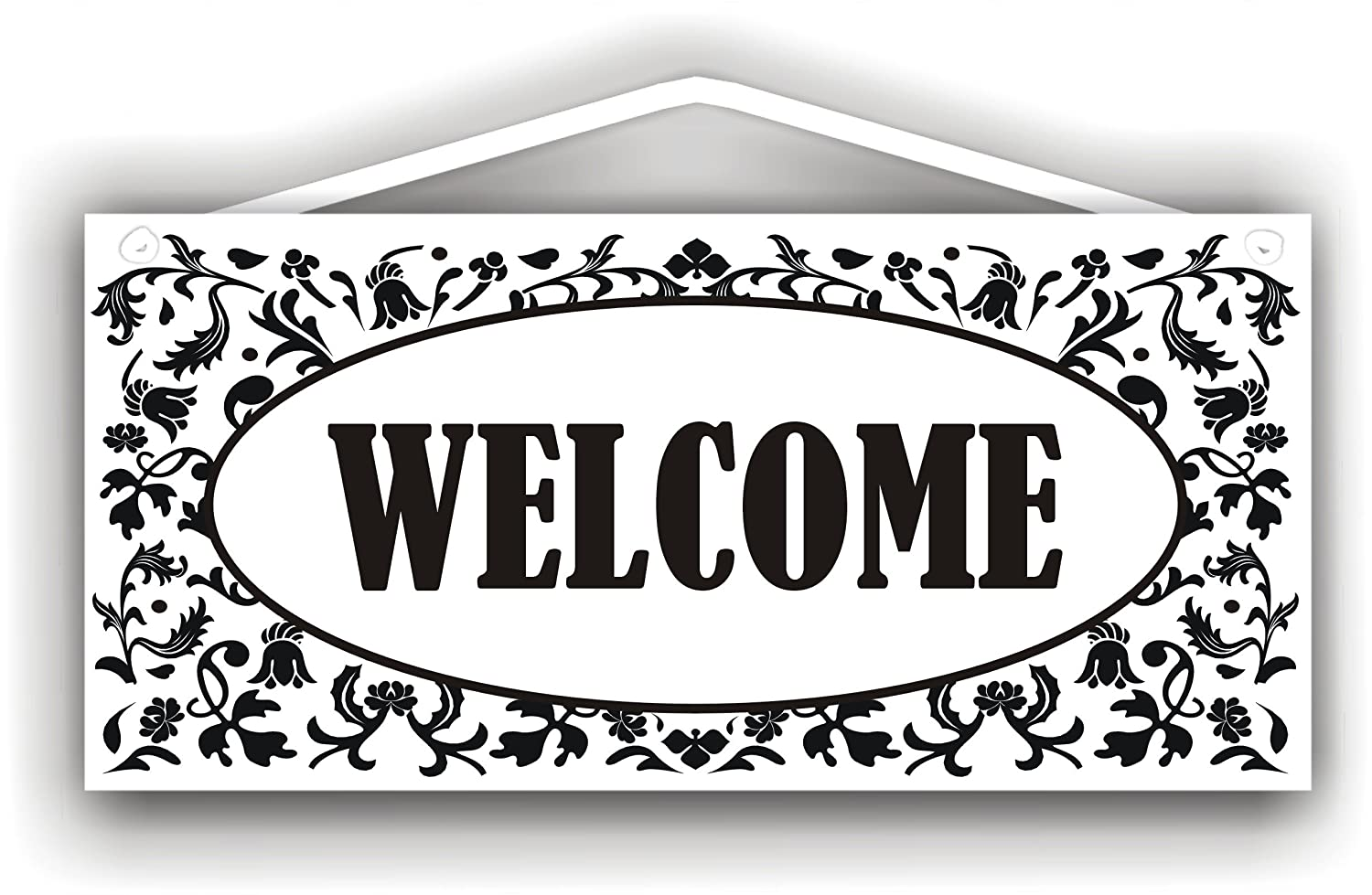 Amazon.com: WELCOME sign for Indoor or Outdoor use by MySigncraft ...